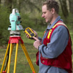 licensed land surveyor